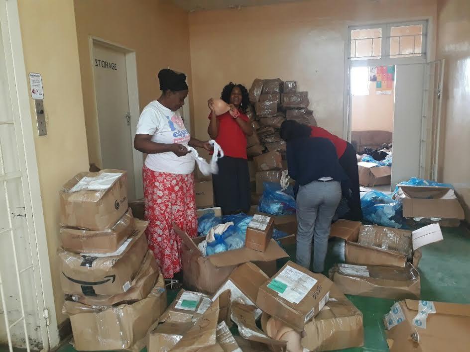 Zambia Donations 2017 - 1