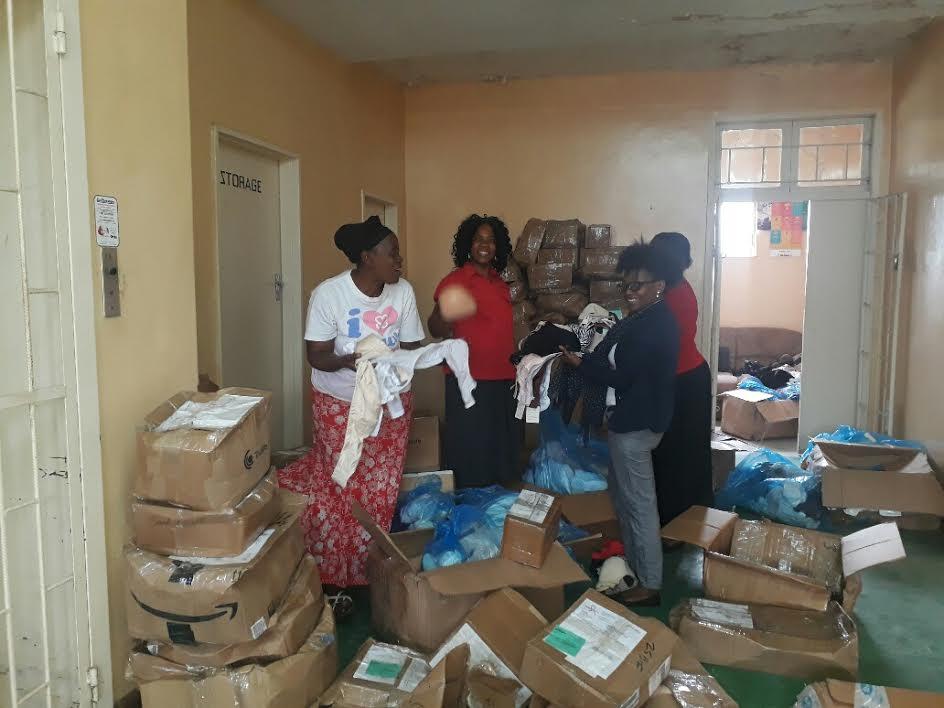 Zambia Donations 2017 - 2